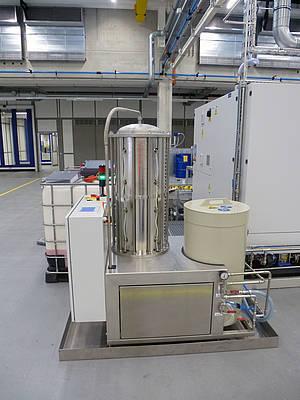 Produkt-Membranfiltrationsanlage